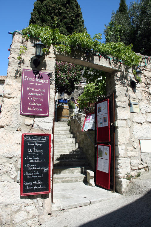 Restaurant Au Porte Mages