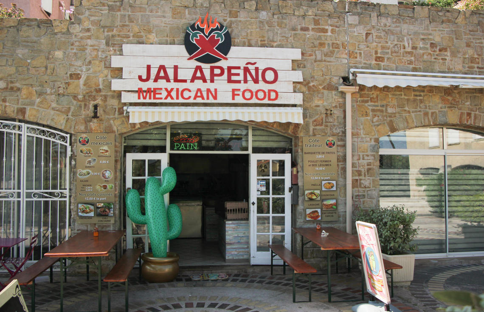 Jalapeño Mexican Food