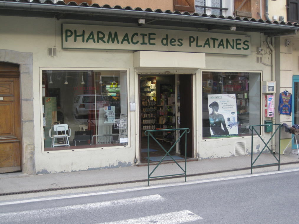Pharmacie des platanes