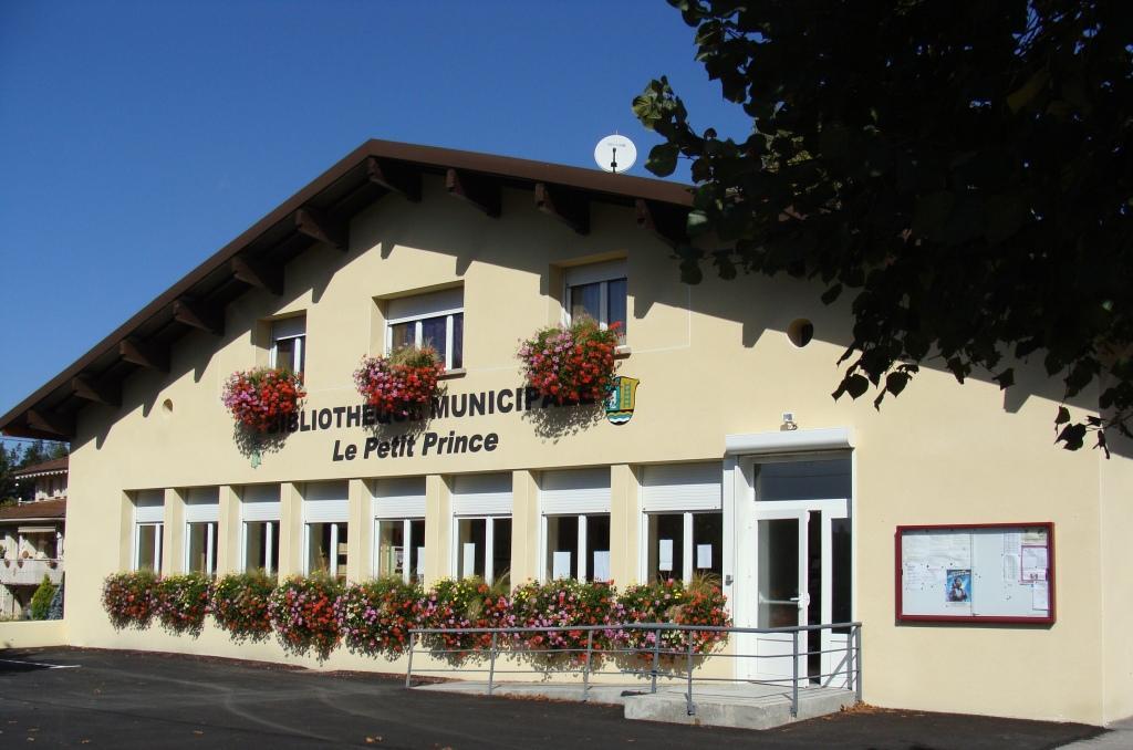 Bibliothèque Le petit Prince