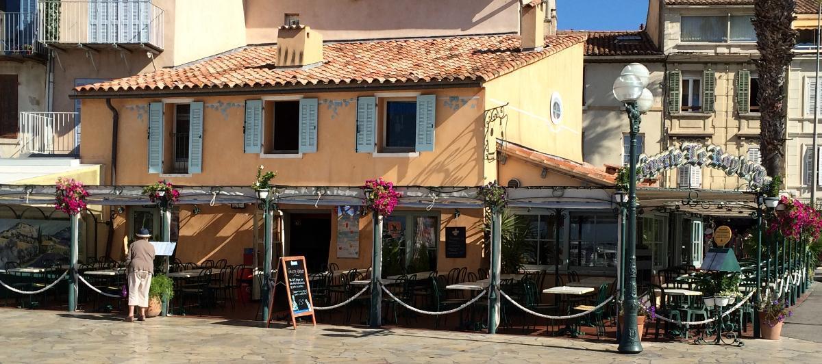 Le Roy d'Ys - Restaurant - Sanary sur Mer