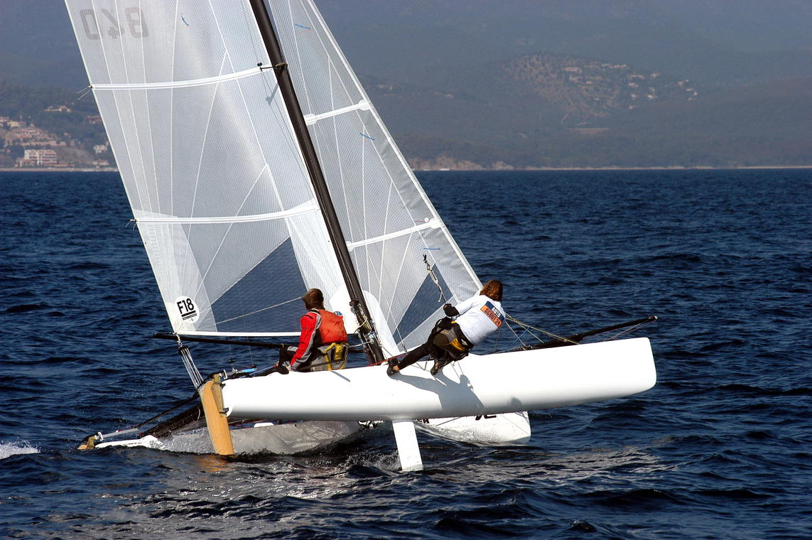 Championnat du monde catamaran nacra