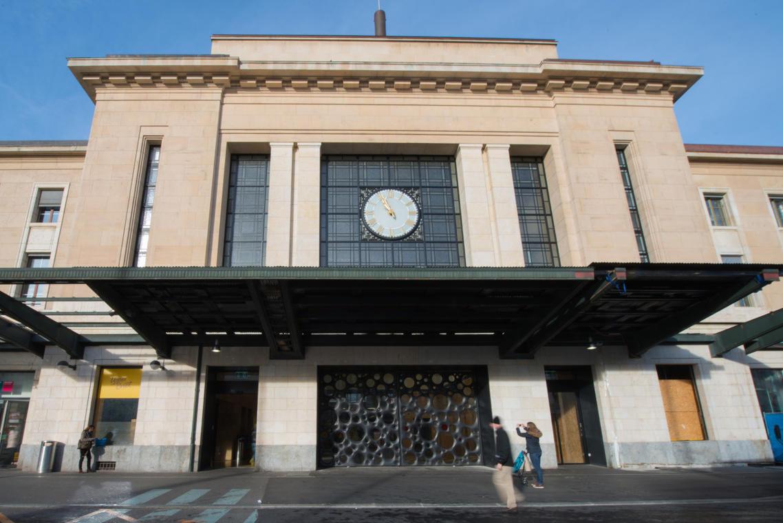 Gare de Cornavin - Genève