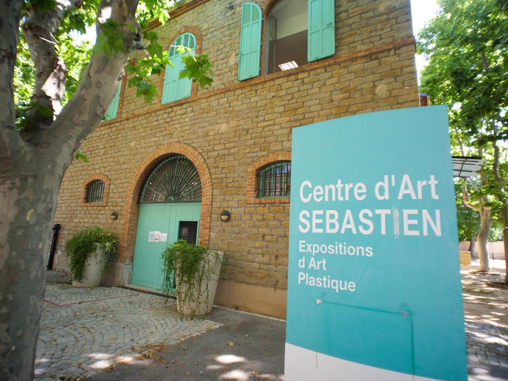 Exposition Frédéric Montenard - Centre d'art Sébastien -
