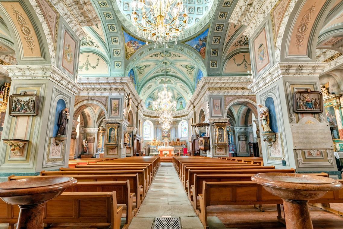 Haute-Maurienne-Vanoise-Journée-baroque-église-Lanslebourg