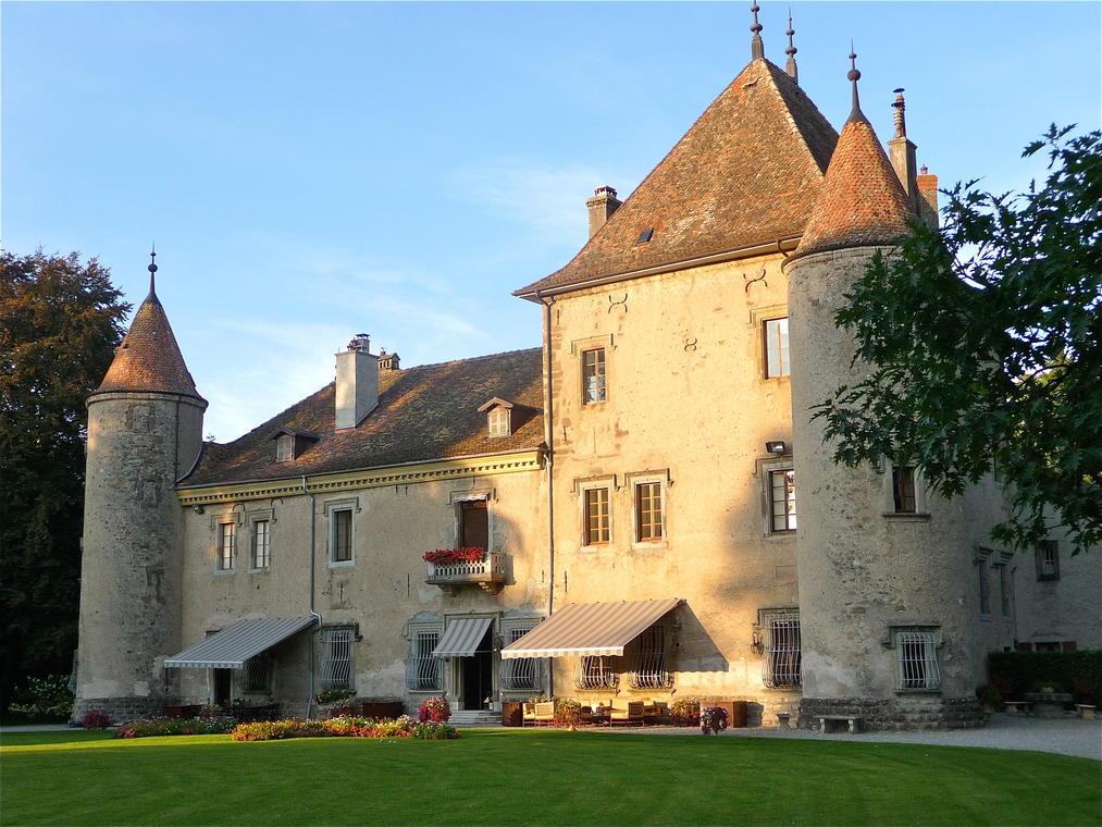 Château de Troches