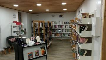 bibliotheque monetier les bains