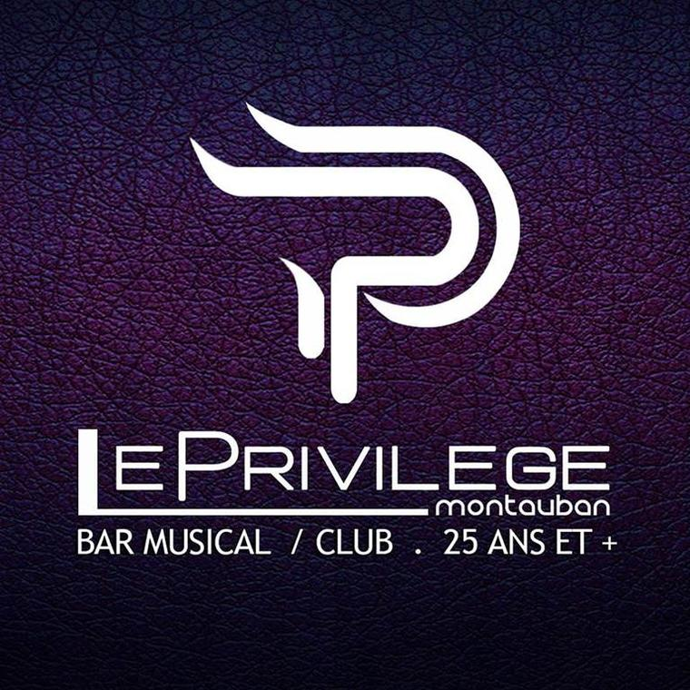 Le Privilège Discothèque Logo