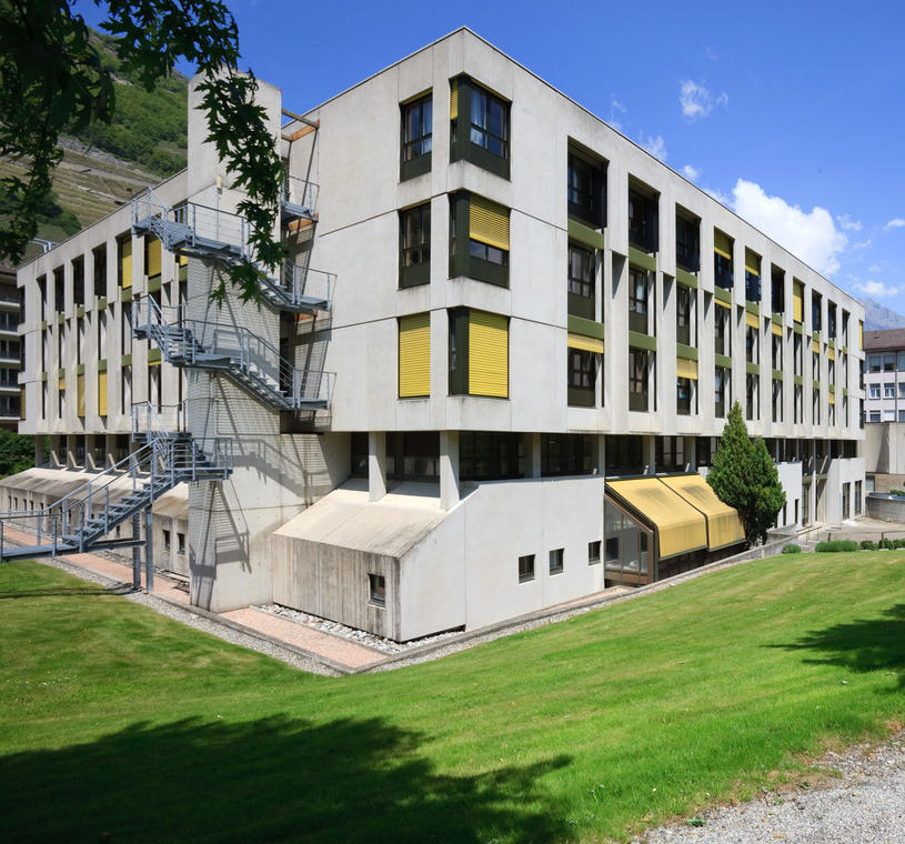 Hôpital martigny