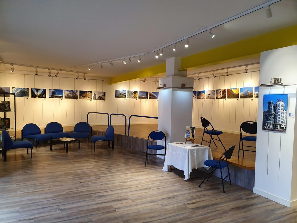Salle d'exposition Carnot à Chatelaillon-Plage