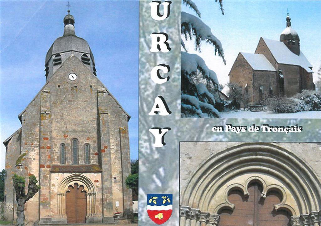 Eglise Saint-Martin - Urcay -