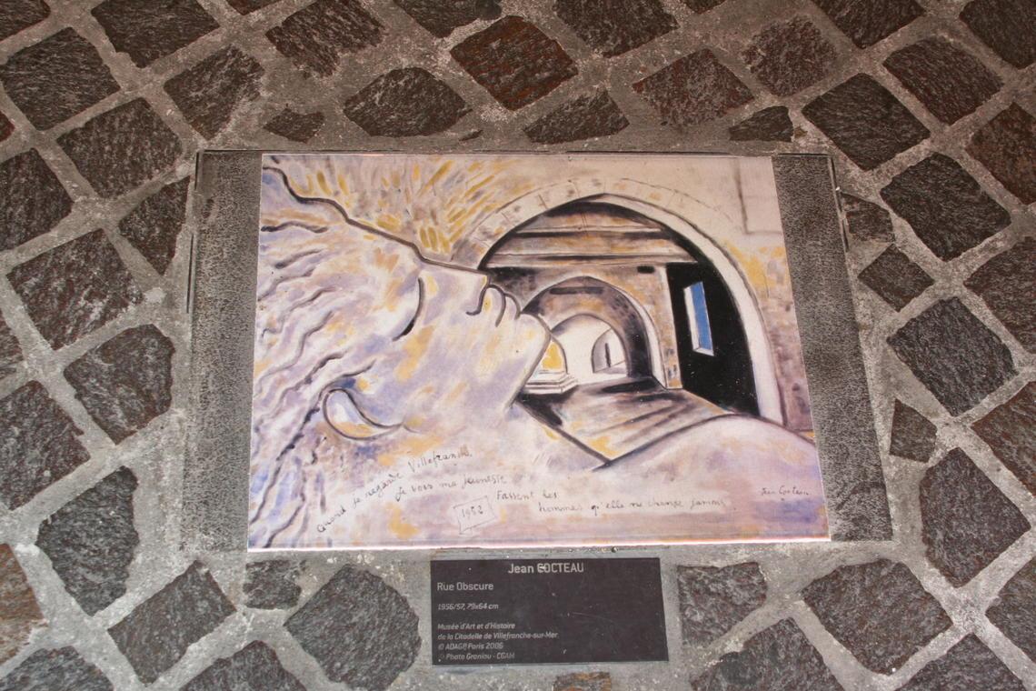 La côte d'Azur des Peintres: Jean Cocteau