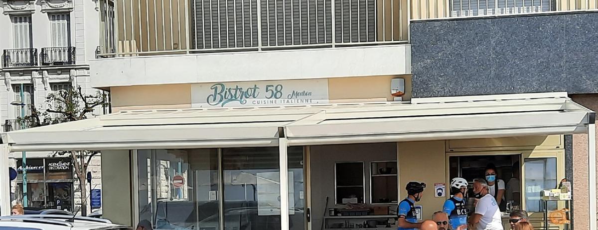 Restaurant Le 58