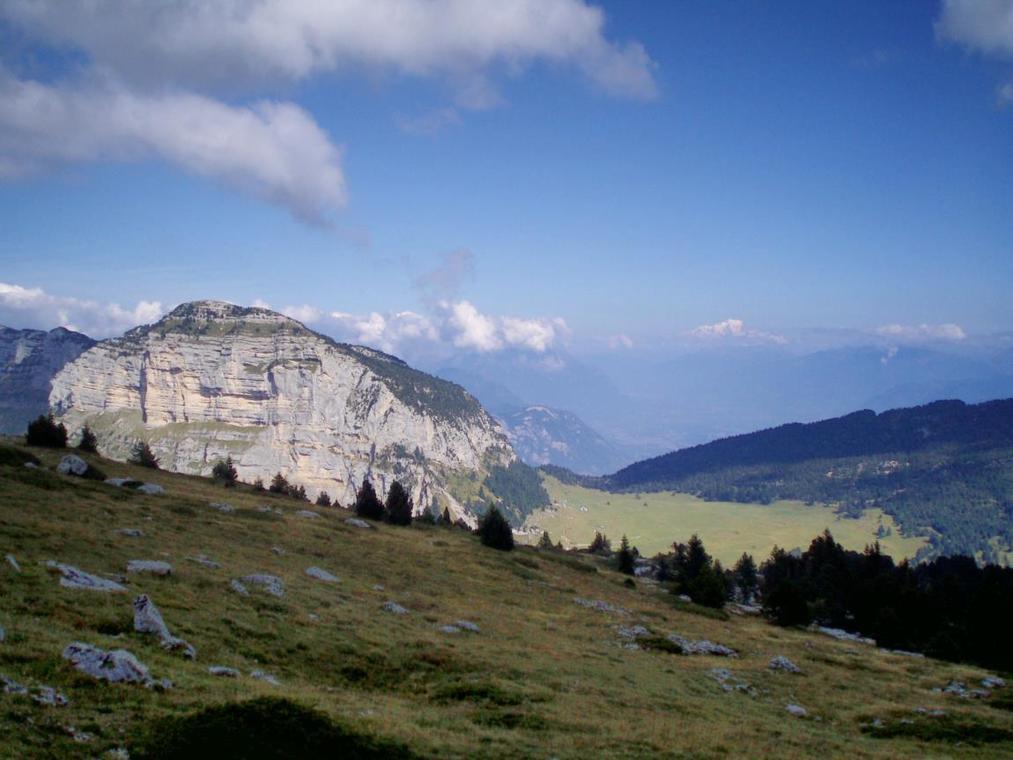 Col de l'Alpette - Entremont le Vieux