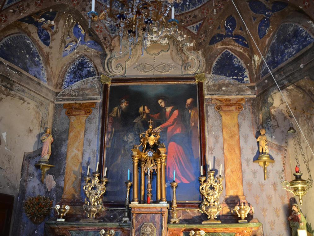 Chapelle de la visitation - Piène Haute