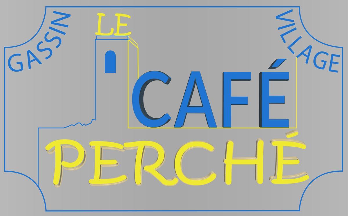 Logo Le Café Perché