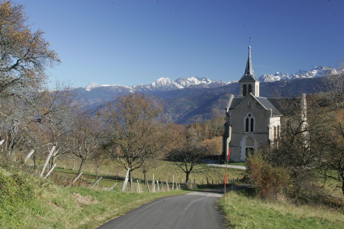Eglise de St Bernard