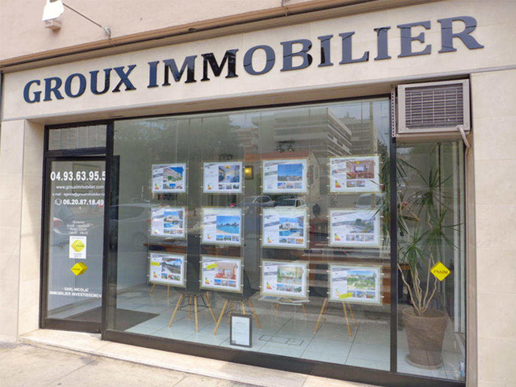 Groux Immobilier