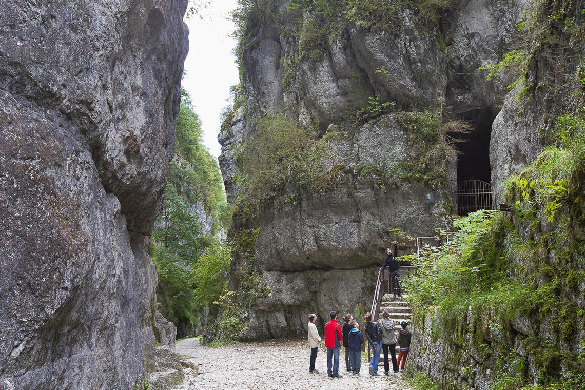 La Voie Sarde - St Christophe la Grotte