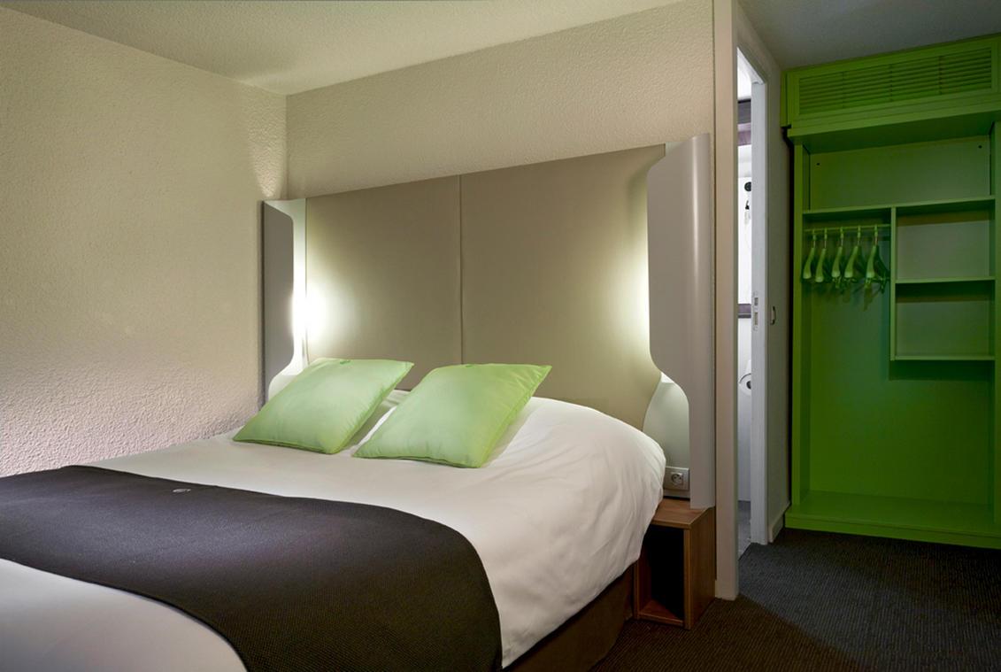 Chambre 1_Hôtel Campanile