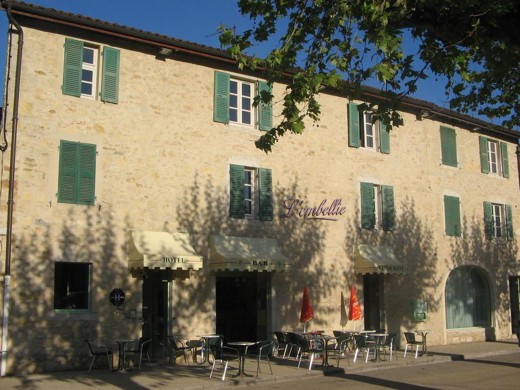 Hôtel Embellie