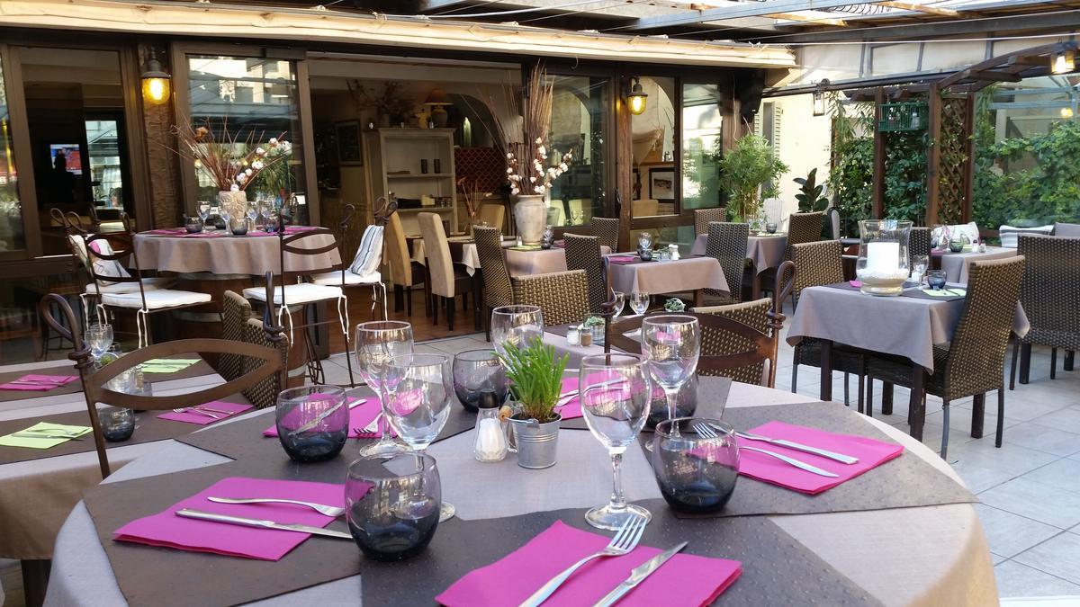 Restaurant le Jardin aux délices