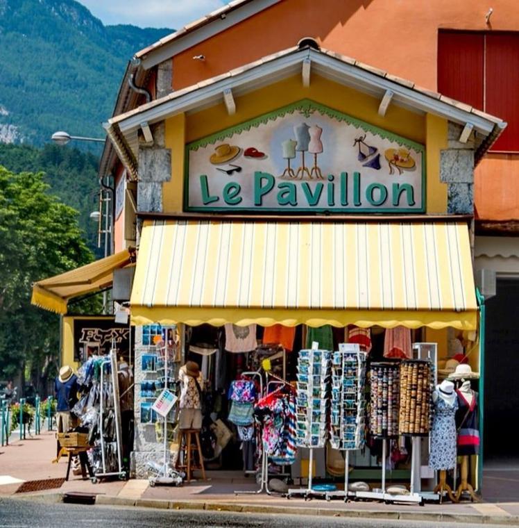 Photo Pavillon