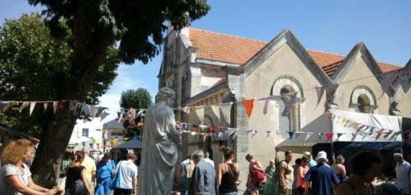 Kermesse Eglise Chatelaillon