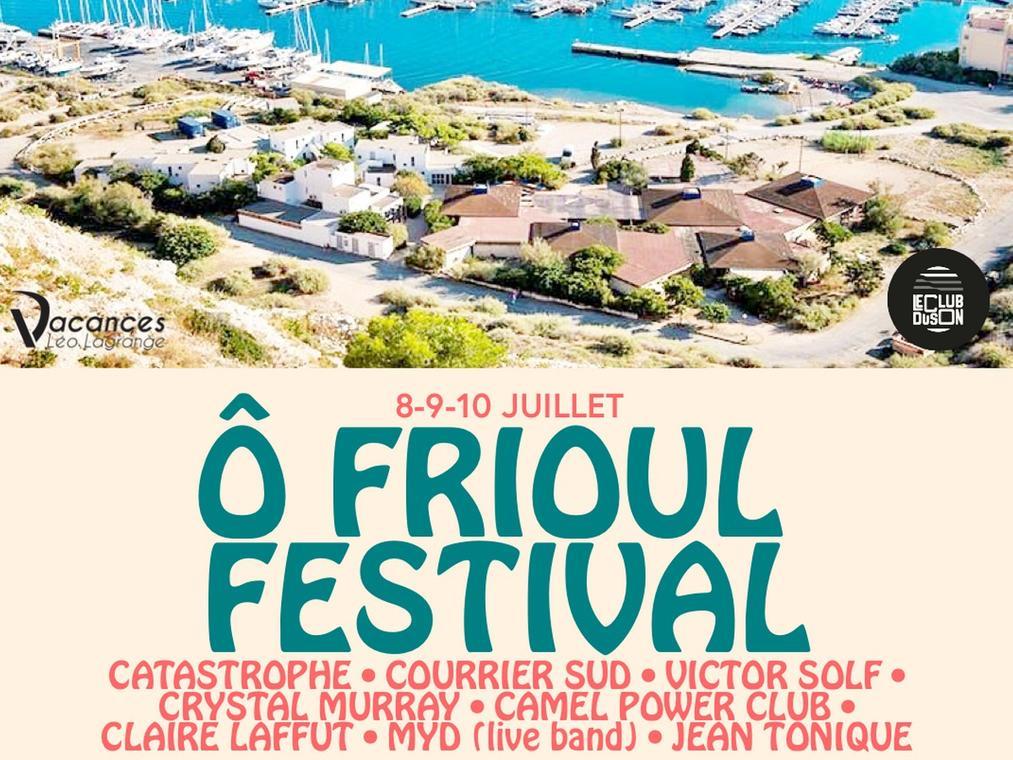 Ô Frioul festival