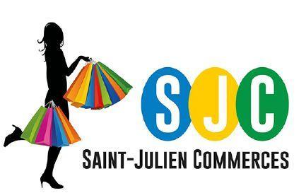 Saint julien commerces