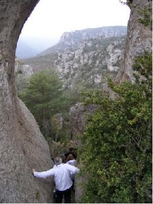 Roc et Canyon - Randonnée - Orientation