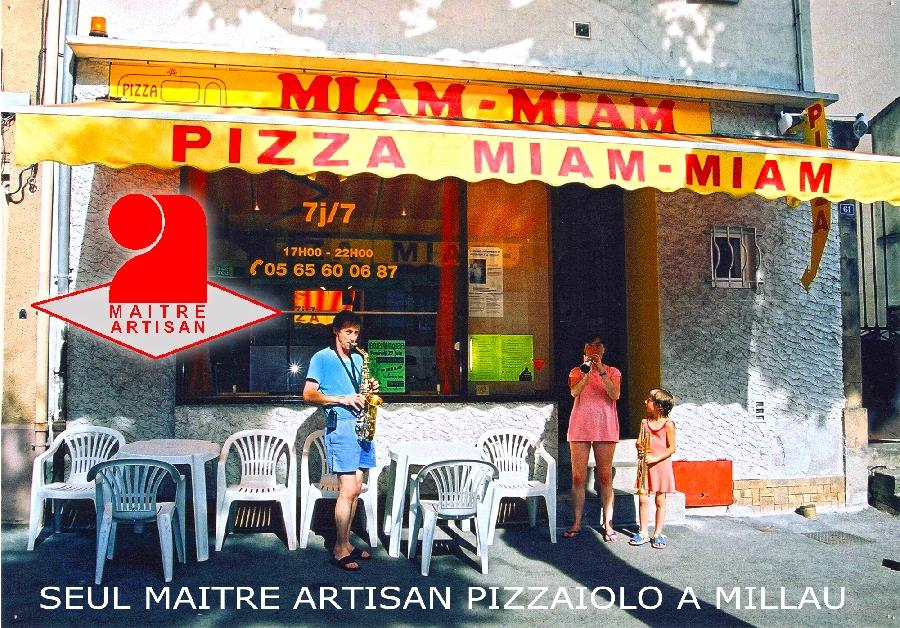 A La Pizza Miam Miam