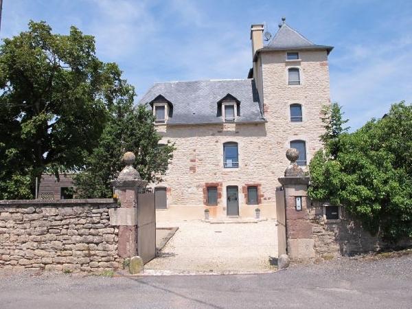Chateau de Lacombe
