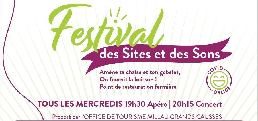 Festival des Sites et des Sons ANNULÉ
