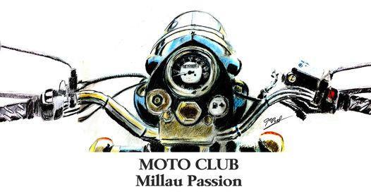 3e rassemblement Moto Club Millau Passion