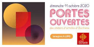 Ateliers d'artistes d'Occitanie portes ouvertes 2020