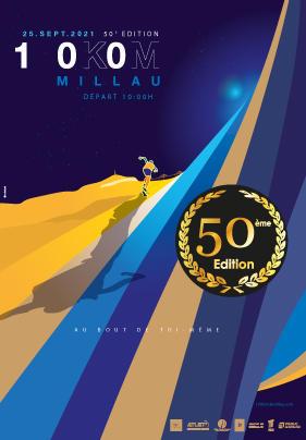 Marathon et 100 km de Millau 2021