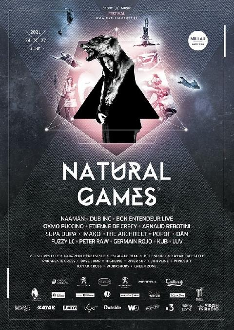 Festival Natural Games (NG) 2021