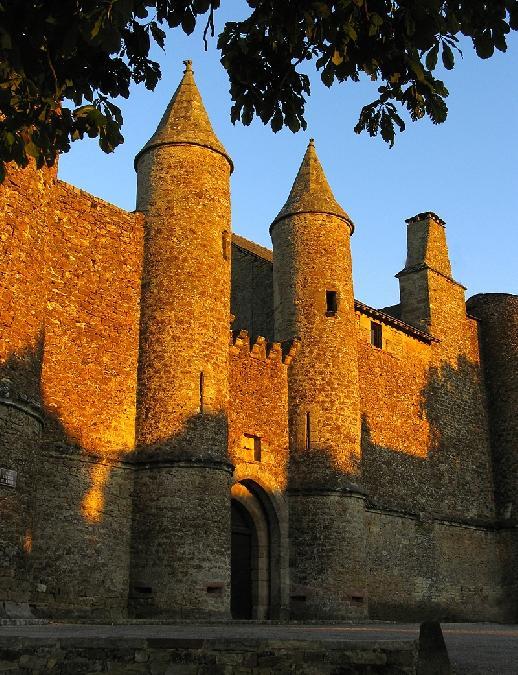 Le château d'Onet