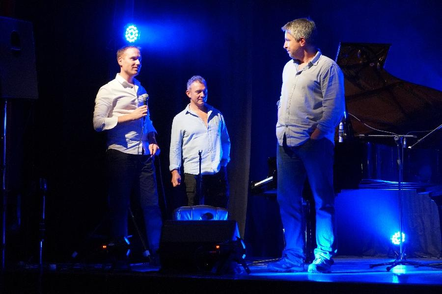 Millau Jazz Festival - Backlight Trio