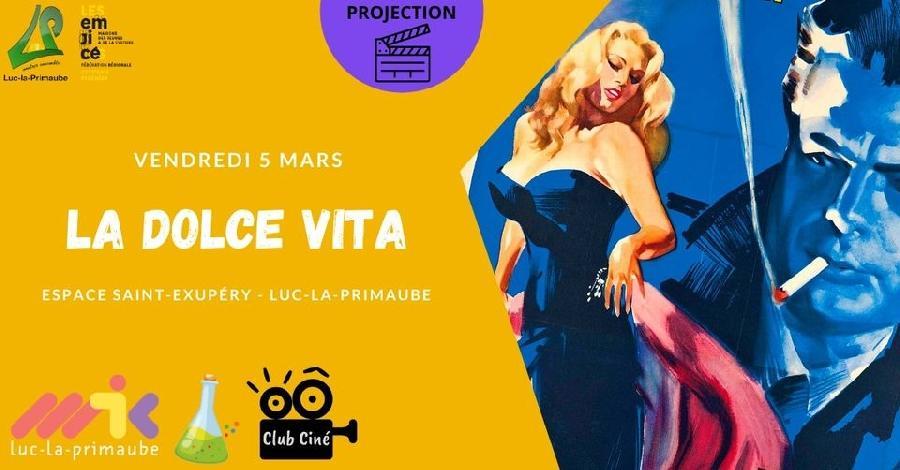 "Projection ""La Dolce Vita"""