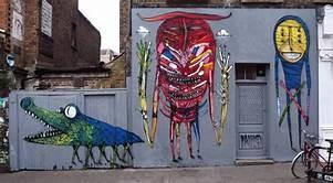 Street Art : Bault
