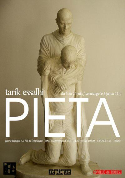 Exposition des oeuvres de Tarik Essalhi