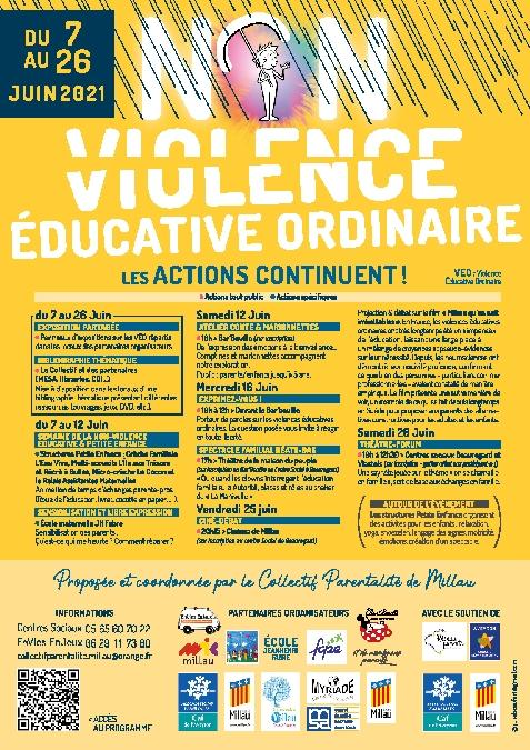 Non violence éducative ordinaire