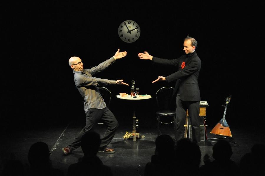 Le 11/11/11 à 11h11 étonnant, non ? -  Théâtre de la Maison du Peuple