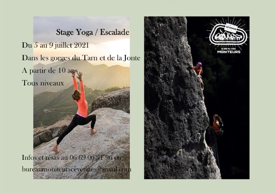 Sage yoga escalade