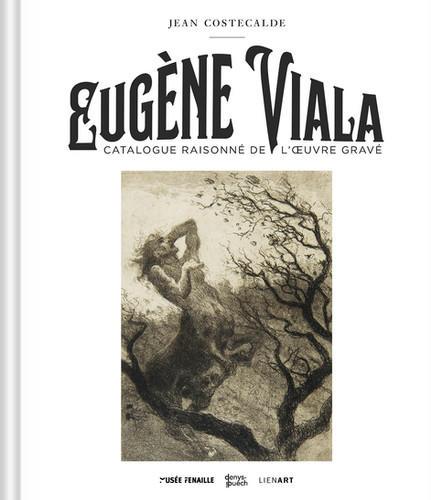 """Visite-conférence de l'exposition """"Eugène Viala, graveur du fantastique"""""""
