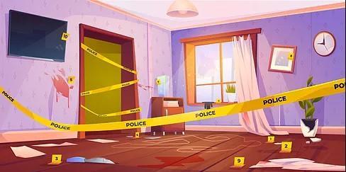 """Murder party  """" Inconnu à cette adresse"""""""