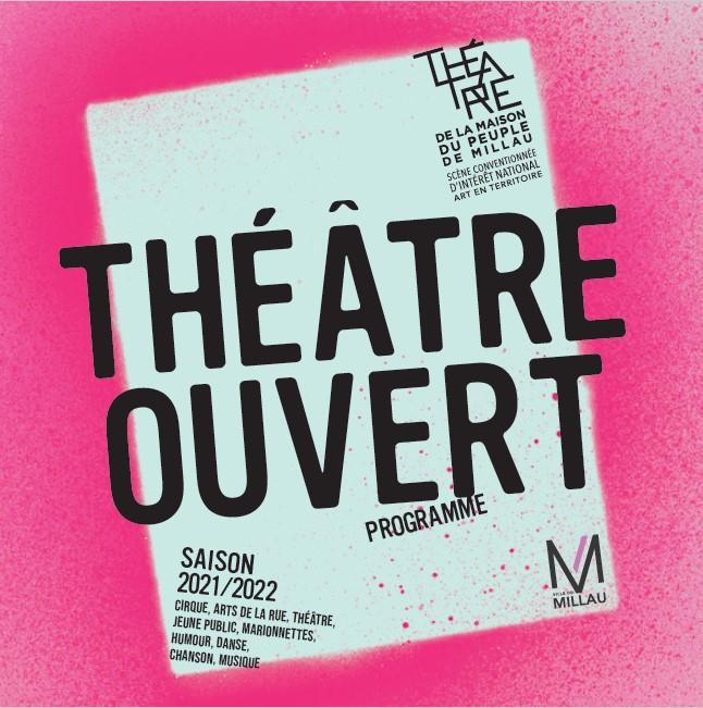 Saison 2021-2022 Théâtre de la Maison du Peuple