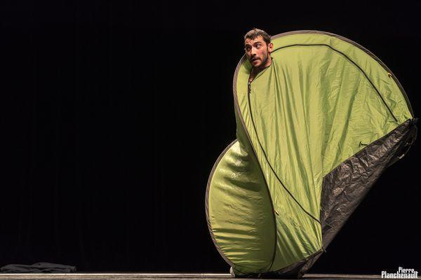 Cirque - La fuite - Le Monfort Théâtre